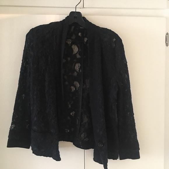 7554b0581a The Kooples Jackets & Coats | Lace Blazer | Poshmark